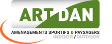 ART DAN : sols sportifs et revêtements, construction de terrains de sport