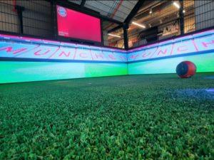 skills.lab au bayern - simulateur de foot pour l'entrainement